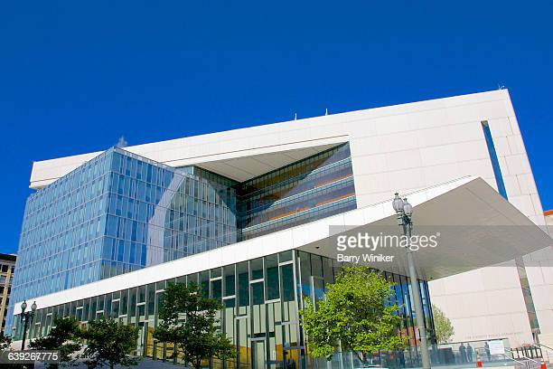 l.a.p.d. headquarters, downtown los angeles - los angeles police department stock pictures, royalty-free photos & images