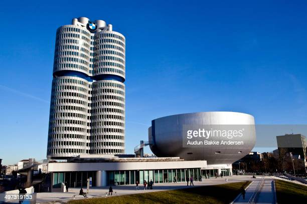 Headquarters is a Munich landmark which has served as world headquarters for the Bavarian automaker BMW for over 40 years. It was declared a...