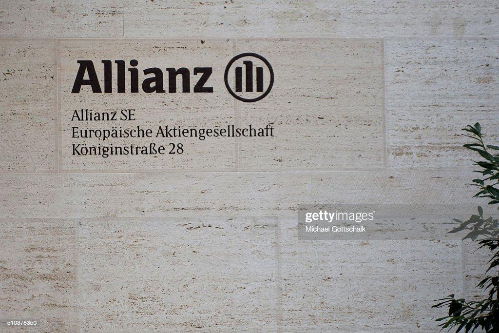 Allianz Deutschland AG : News Photo