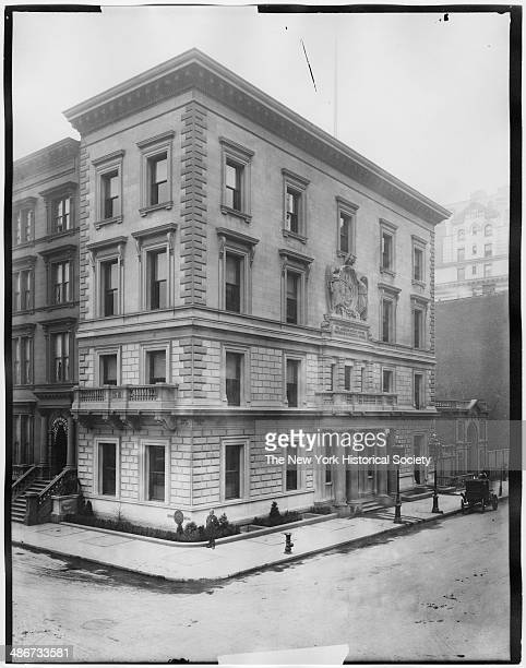 Headquarters of the American Society for the Prevention of Cruelty to Animals New York New York 1895