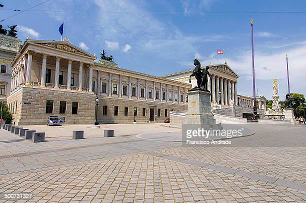CONTENT] Headquarters of the Austrian Parliament Vienna Austria Sede do Parlamento Austríaco Viena Austria