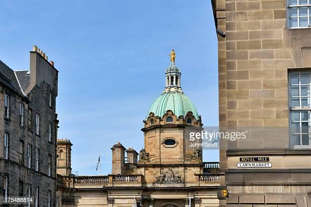Sitz der Bank of Scotland in Edinburgh