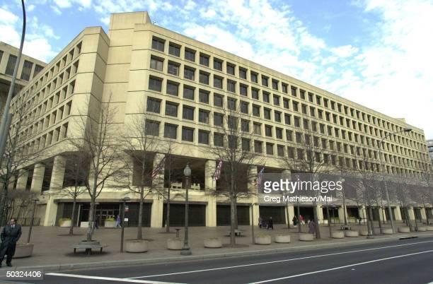 Headquarters of the Federal Bureau of Investigation