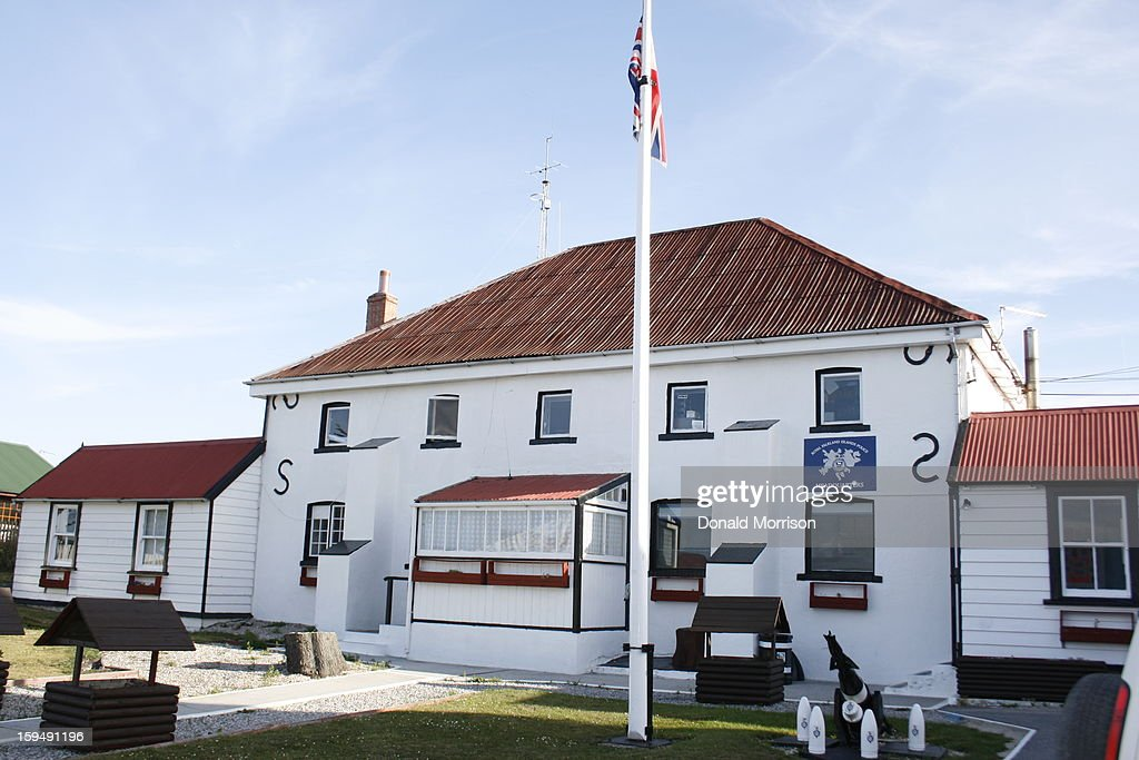 CONTENT] Headquarters of the Royal Falkland Islands Police, Stanley, Falkland Islands