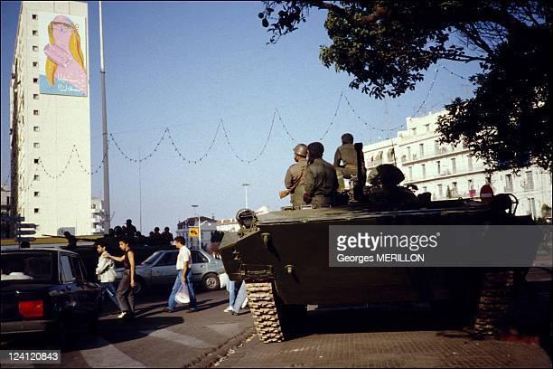 Headquarters State In Algiers Algeria On October 09 1988
