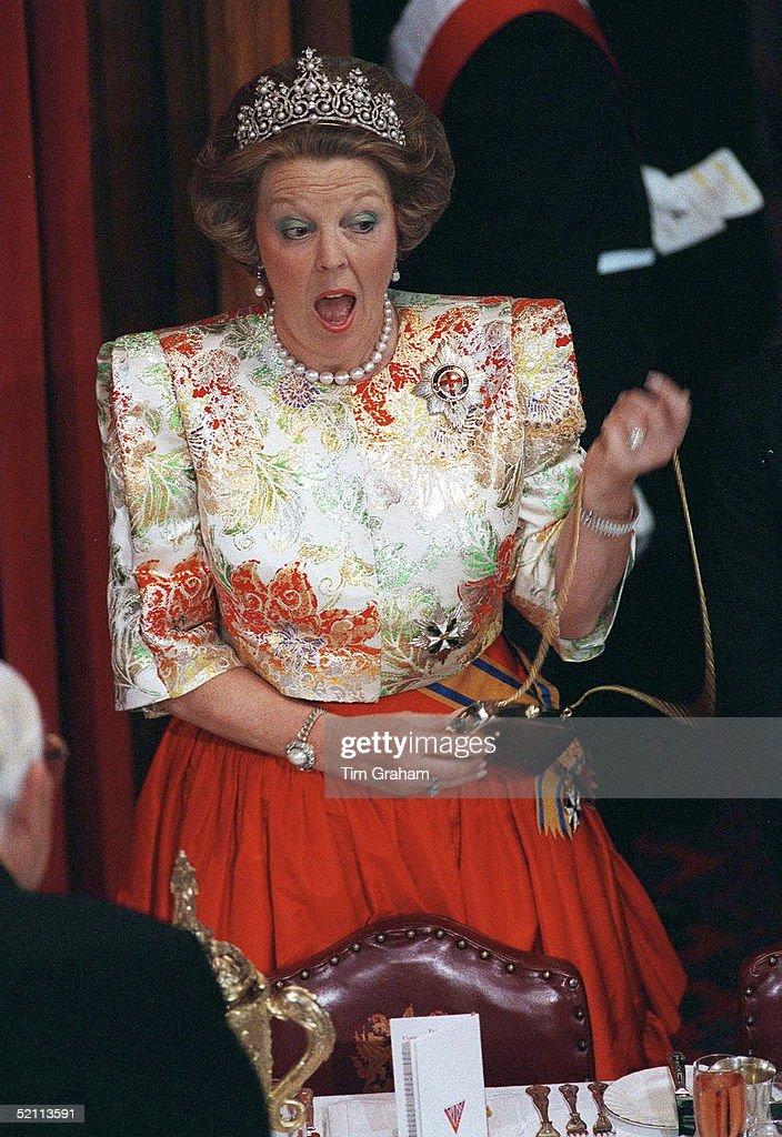 Beatrix Guildhall : News Photo