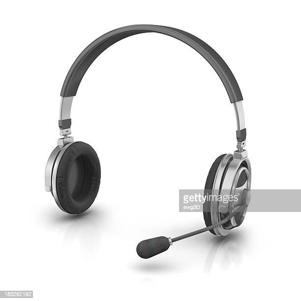 headset - headset stock pictures, royalty-free photos & images