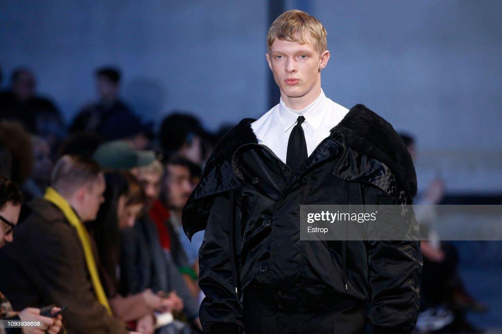 N.21 - Details - Milan Men's Fashion Week Autumn/Winter 2019/20 : ニュース写真