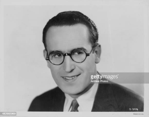 Headshot of actor Harold Lloyd circa 1930