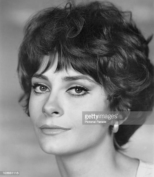Headshot of actress Elizabeth Ashley USA circa 1965