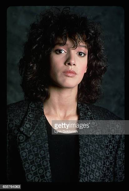Headshot of actress Jennifer Beals Photograph 1985
