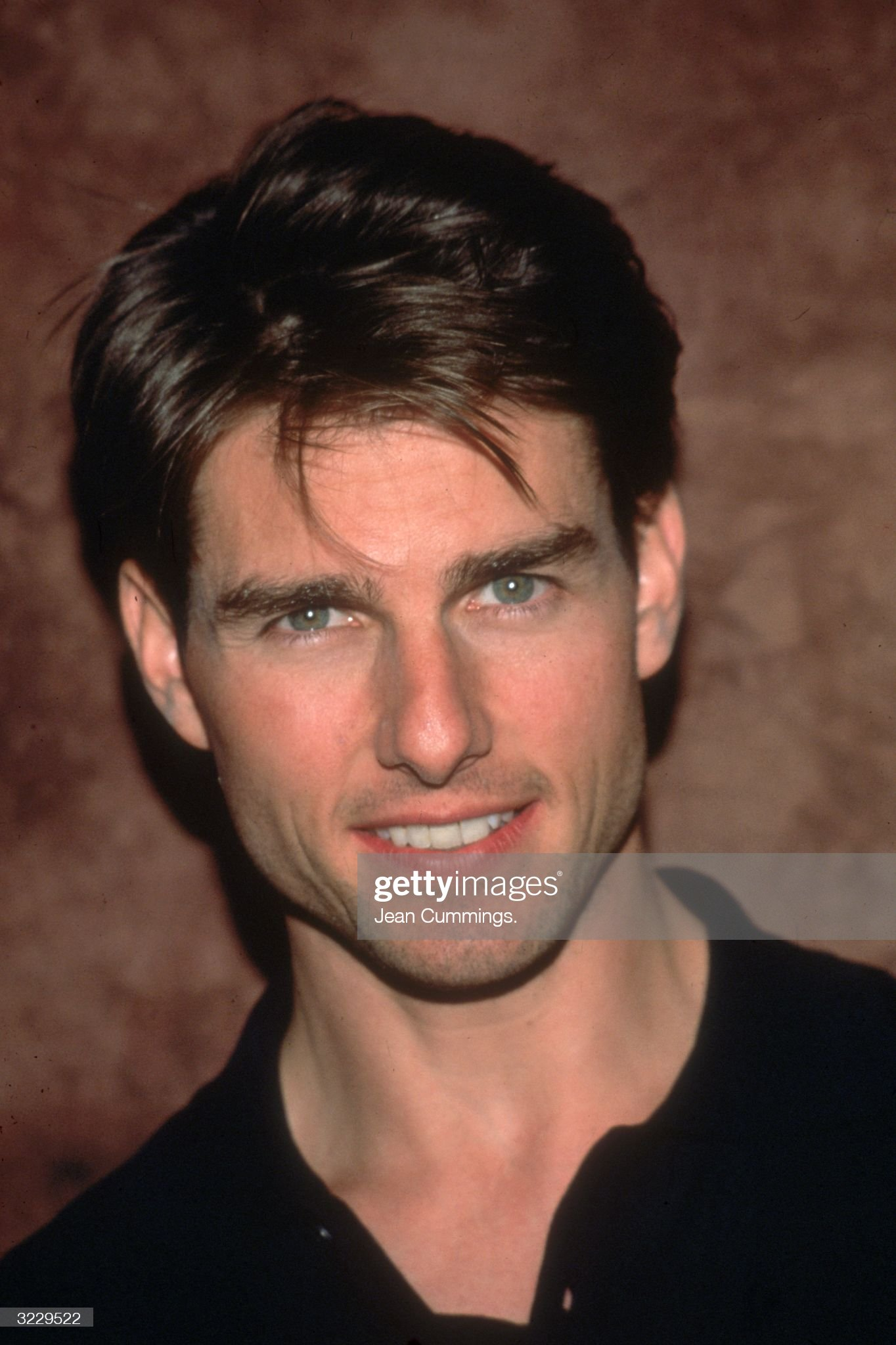Tom Cruise (Galería de fotos) Headshot-of-american-actor-tom-cruise-smiling-in-a-black-shirt-in-of-picture-id3229522?s=2048x2048