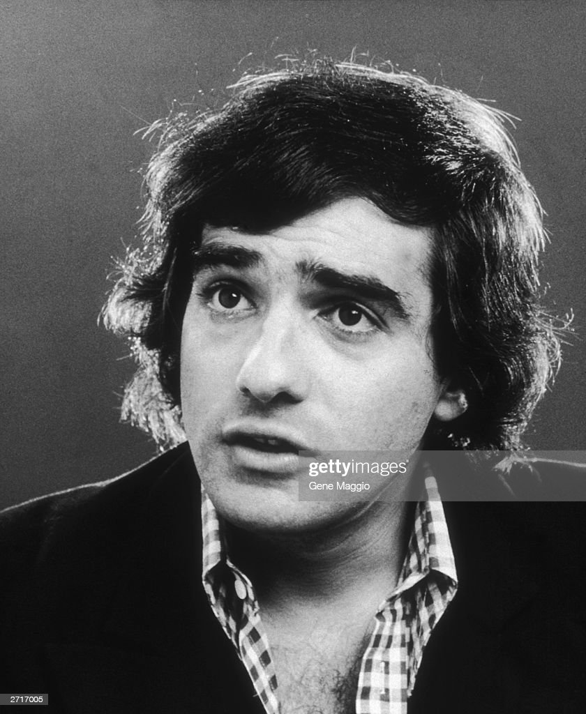 Film Director Martin Scorsese : News Photo
