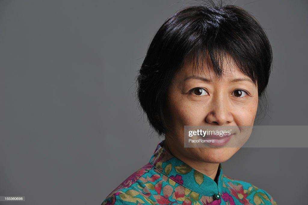 Gallery korean mature woman