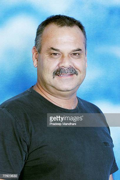 A headshot of Dav Whatmore Coach of Bangladesh taken ahead of the ICC Champions Trophy on October 2 2006 in Mumbai India