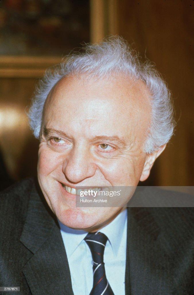 Eduard A. Shevardnadze