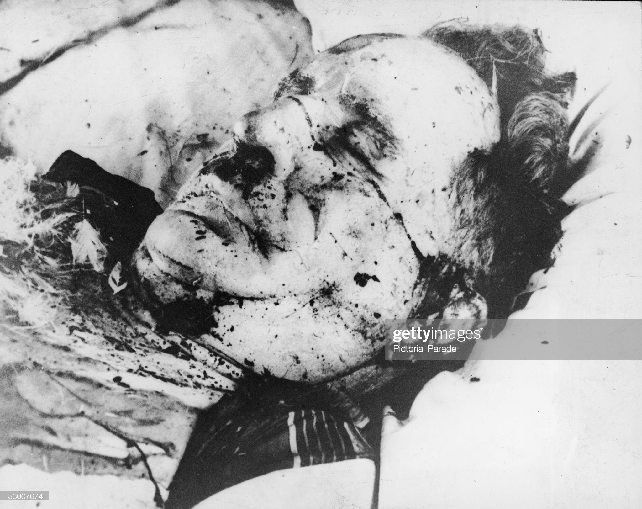 Corpse Of Sir Harry Oakes : News Photo