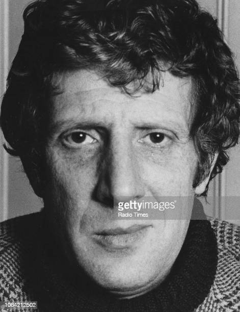 Headshot of theatre director Jonathan Miller photographed for Radio Times in connection with the BBC Play of the Month 'King Lear' April 1975 First...