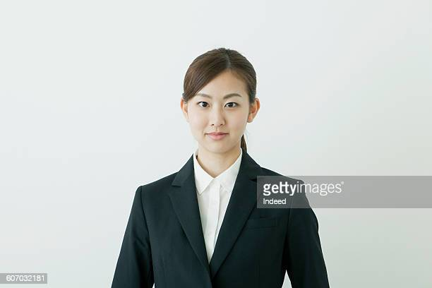 Headshot of young businesswoman