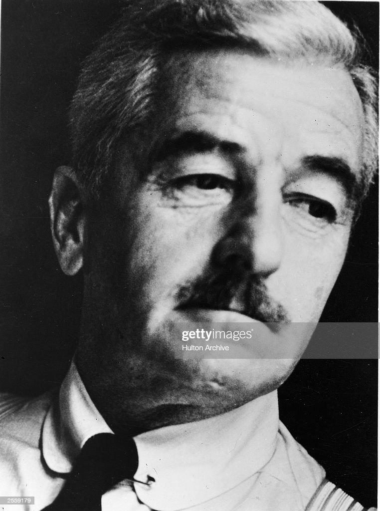 William Faulkner : News Photo