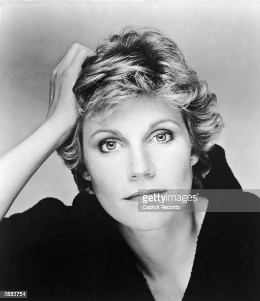 Headshot portrait of Canadianborn singer Anne Murray New York 1982