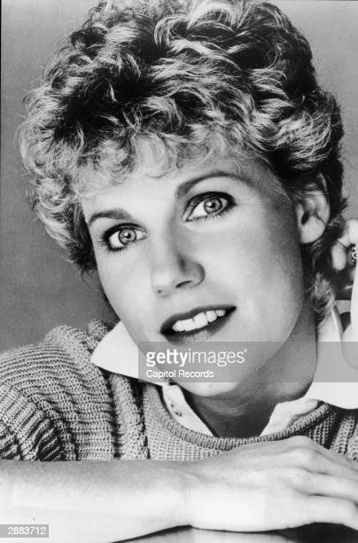 Headshot portrait of Canadianborn singer Anne Murray New York 1983