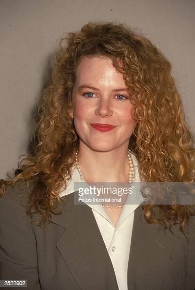 A Headshot Protrait Of Australian Actor Nicole Kidman