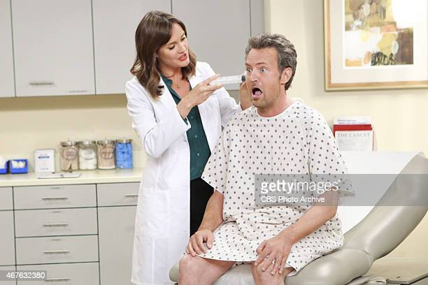 'Heal Thyself' Felix's hypochondria kicks into overdrive when Oscar starts dating the most important person in his life his doctor on THE ODD COUPLE...