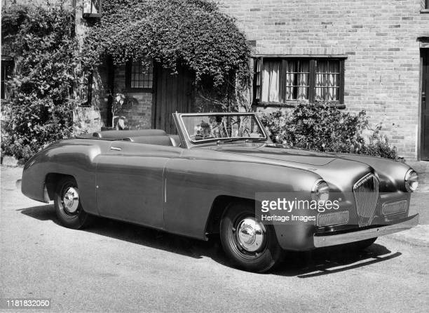 Healey Sportsmobile. Creator: Unknown.