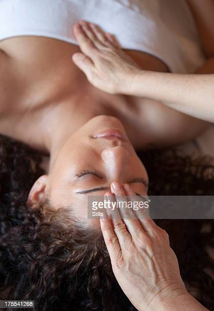 Heilende massage