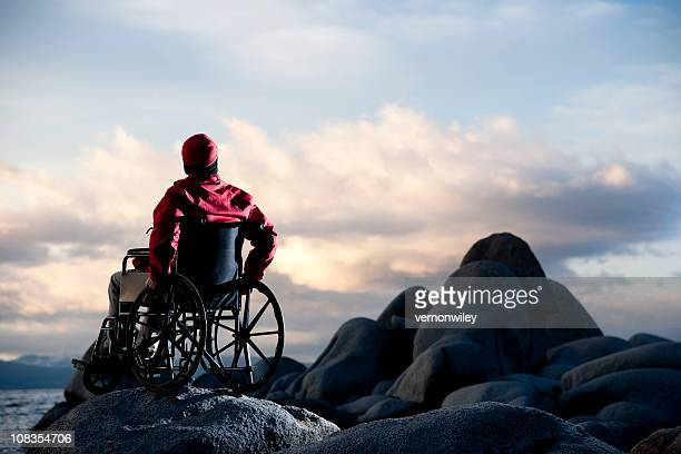 healing - paraplegic stock photos and pictures