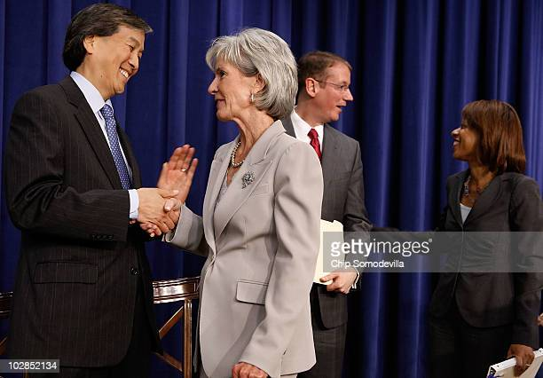 Health and Human Services Assistant Secretary for Health Dr Howard Koh HHS Secretary Kathleen Sebelius White House Office of National AIDS Policy...