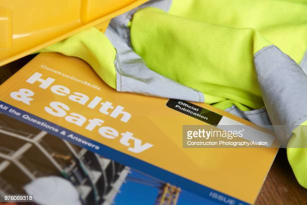 Health and Safety test revision booklet.