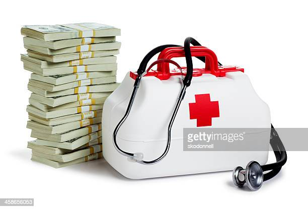 health care and money - medical symbol stock pictures, royalty-free photos & images