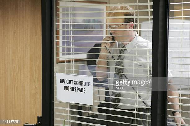 THE OFFICE Health Care Episode 3 Aired Pictured Rainn Wilson as Dwight Schrute Photo by Justin Lubin/NBCU Photo Bank
