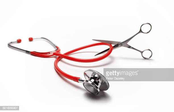 Health cuts