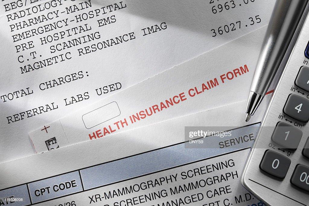 Health Insurance : Stock Photo