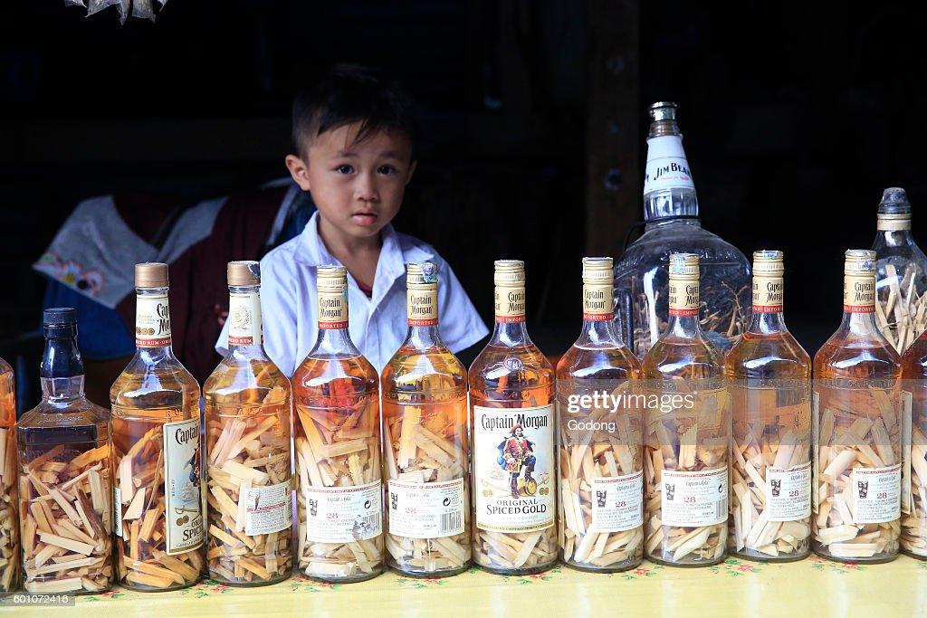 Lao Traditional Medicine. : News Photo