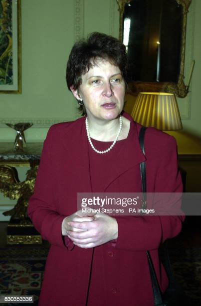Health Minister Gisela Stuart at a reception at No10 Downing Street in London to mark the second birthday of NHS Direct 12/01/01 Stuart backed a...