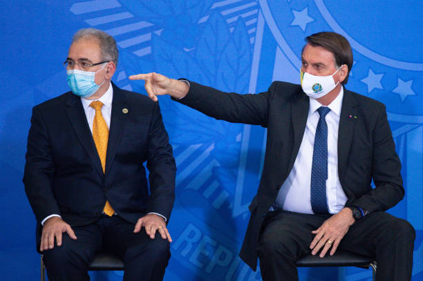 BRA: Bolsonaro Announces Massive Purchase of Drugs To Treat Covid Patients As He Faces Probe on Pandemic Mismanagement