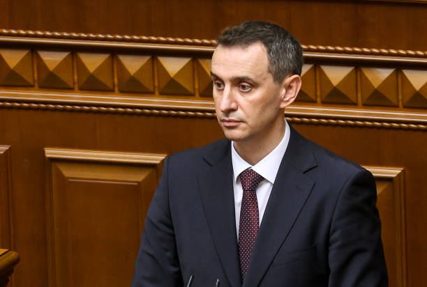 UKR: Parliamentary Session In Kyiv