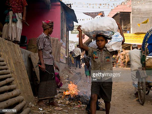 health problem in bangladesh slums - bangladesh stock pictures, royalty-free photos & images