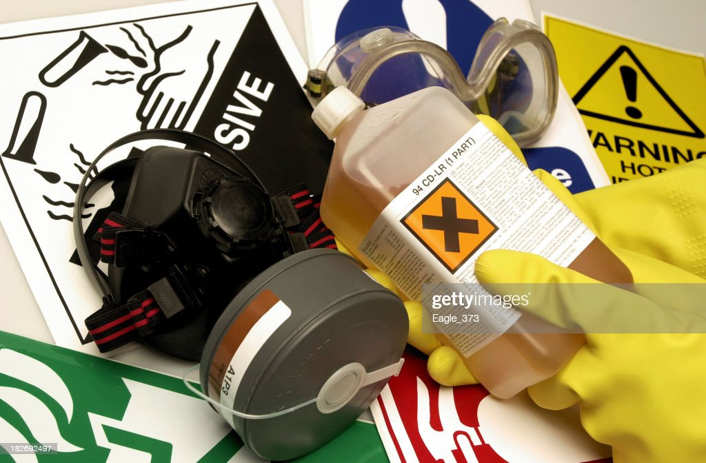 Health & Safety : Stock Photo