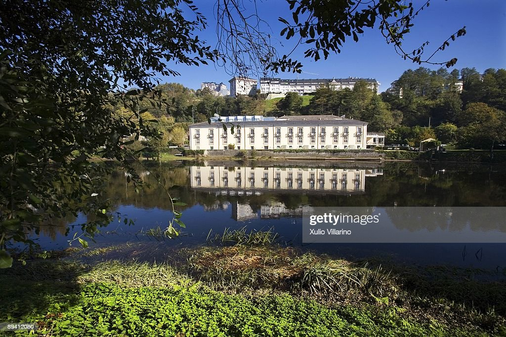 Health Spa of Lugo near the river Mino  Galicia News Photo | Getty