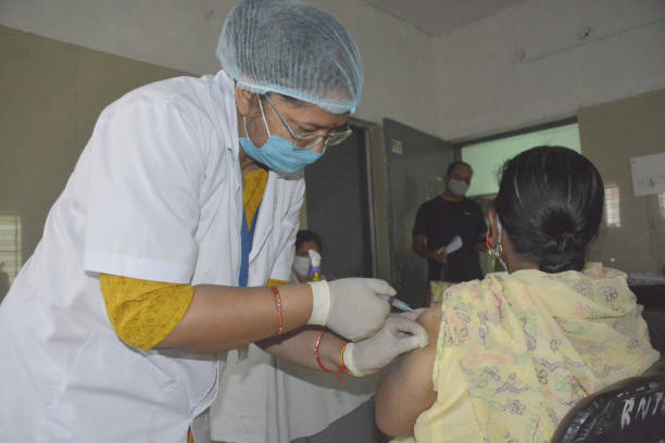 IND: 4th Phase Of Covid-19 Vaccination