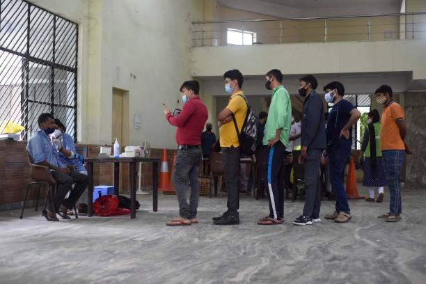 IND: Daily Life Amid Coronavirus Pandemic In India
