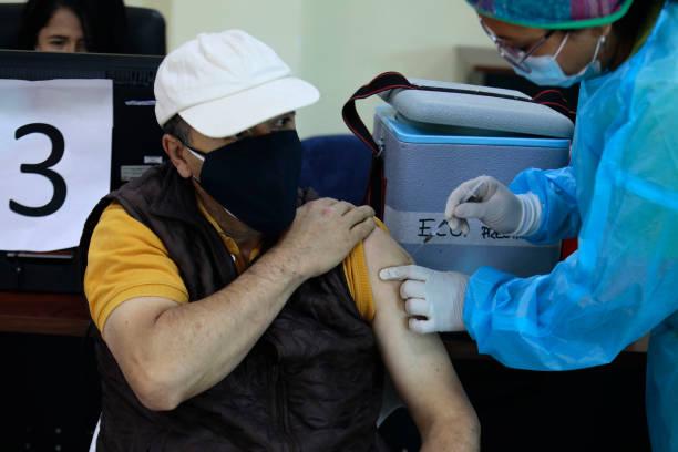 ECU: COVID-19 Vaccination Campaign Continues In Ecuador