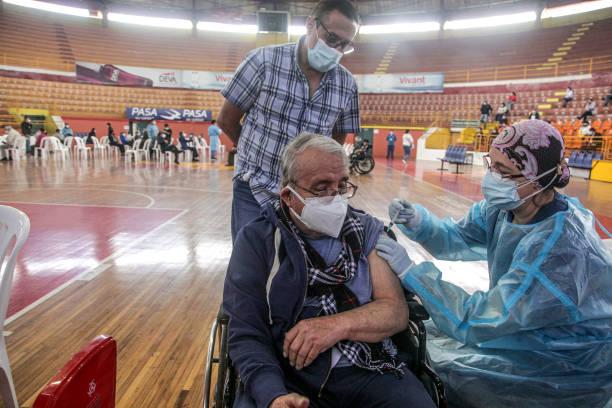 ECU: Vaccination Campaign Continues In Cuenca