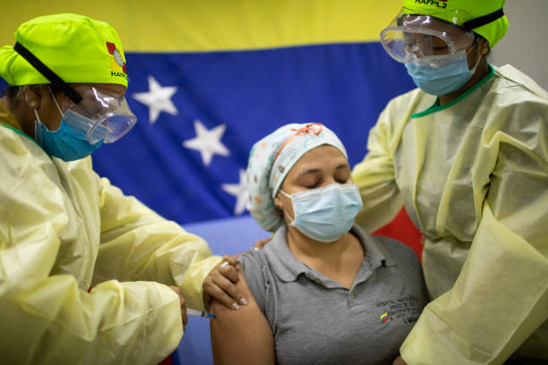 VEN: Vaccination Efforts in Venezuela