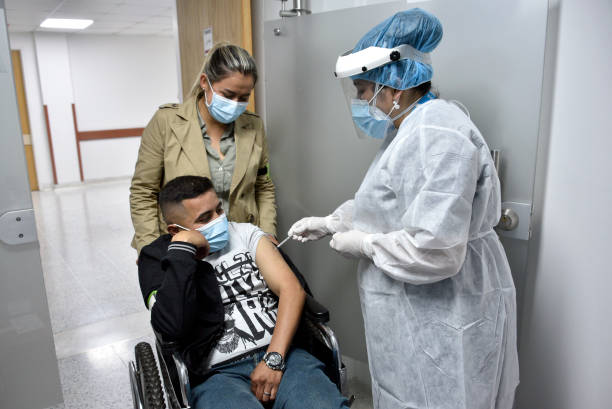 COL: Vaccination Drill in Colombia Ahead of Arrival of First Doses